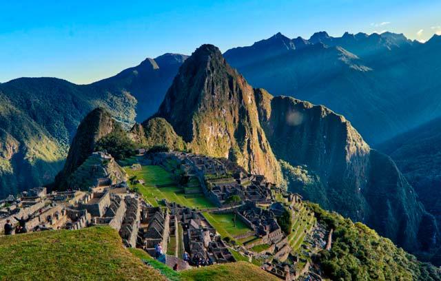 2 day inca trail to machu picchu - dawn
