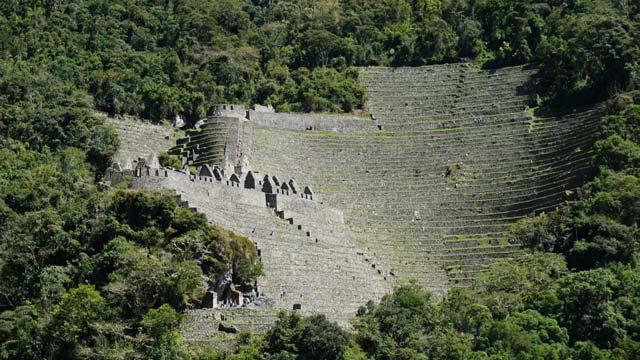 2 day inca trail to machu picchu - Wiñayhuayna