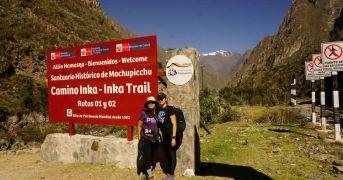 new clasic inca trail gate