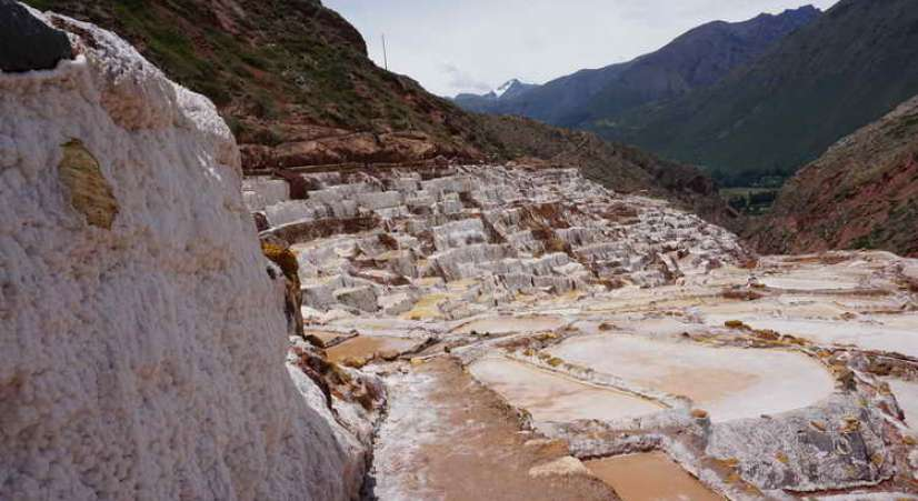salt mines  Machu Picchu hike with Sacred Valley Tour 2 Days