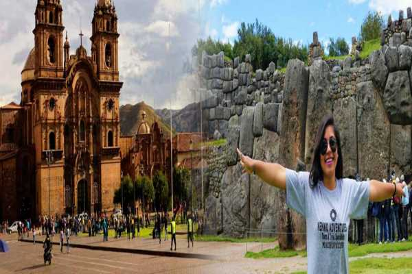 Cusco Day Tour - City Tour Sacsayhuaman
