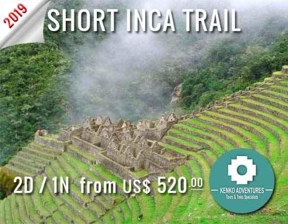 2 day inca trail tour