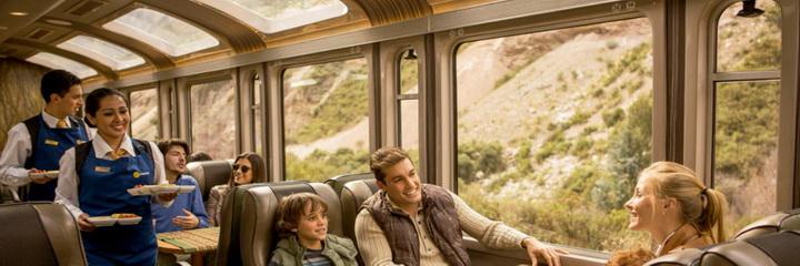 Train to Machu Picchu - Vistadome Service